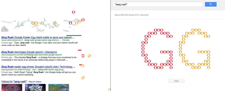 Trucos de Google para jugar